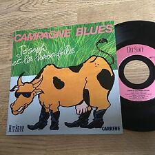 SP Joseph et les Herbes Folles Campagne blues Ticky Holgado Bob Brault 1990