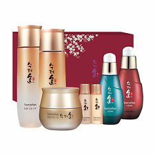 Korean Cosmetics_Sooryehan Bichaek True-Rejuvenating Skincare Special Set