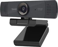 Spedal FHD 1080P Webcam - Live Streaming & Recording Camera Plug and Play USB