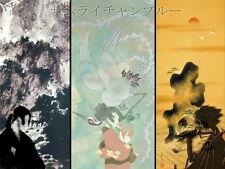"030 Samurai Champloo - Japanese Anime Manglobe 19""x14"" Poster"