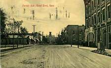 Postcard Forest Avenue, Great Bend, Kansas - used in 1911