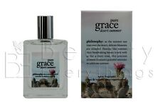Philosophy Pure Grace Desert Summer 2oz / 60ml EDT Spray NIB Sealed For Women