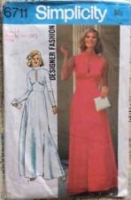 Women's 1960s simplicity Collectable Sewing Patterns