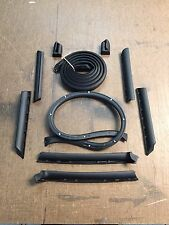 1968-75 Corvette Weatherstrip Convertible Top Kit, USA