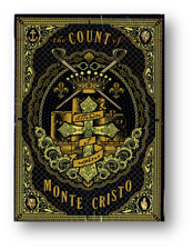The Count of Monte Cristo Playing Cards Poker Spielkarten Cardistry