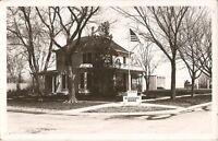 Abilene, KANSAS - Home of Dwight David Eisenhower -  REAL PHOTO - 1955