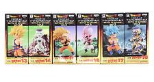 Banpresto Dragon Ball Z WCF Battle of Saiyans Vol.3 Figure Set Frieza Goku Majin