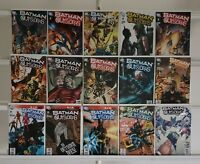 Batman And The Outsiders 1-14 + One Shot Complete DC Set Series Lot Of 15 VF/NM