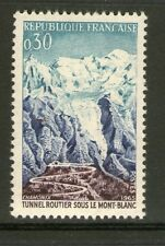 TIMBRE 1454 NEUF XX - TUNNEL ROUTIER SOUS LE MONT BLANC