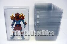 MOTU BLISTER CASE LOT OF 25 Action Figure Display Protective Clamshell XX-LARGE