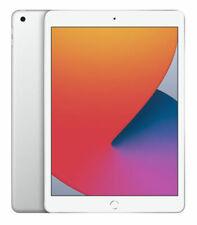 Apple iPad 8. Gen 32GB 2020, Wi-Fi, 10,2 Zoll - MYLA2FD/A Silber inkl. Case NEU
