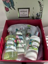 L'Occitane Herbae Par L'Occitane Gift Eau de Parfum S/Gel Beauty Milk Hand Cream