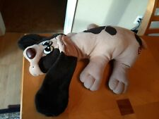 Pound Puppy Plush 1985 Tonka Spotted Brown Vintage 18""