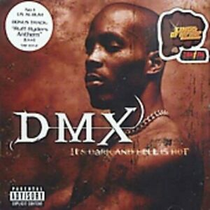 DMX - Its Dark And Hell Is Hot [CD] Sent Sameday*