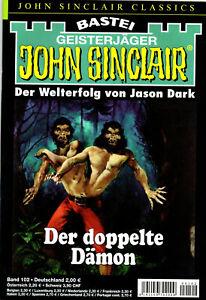 JOHN SINCLAIR CLASSICS Nr. 102 - Der doppelte Dämon - Jason Dark