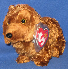 TY SEADOG the NEWFOUNDLAND DOG BEANIE BABY - MINT with MINT TAGS