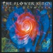 THE FLOWER KINGS - SPACE REVOLVER USED - VERY GOOD CD