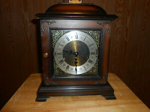 urgos triple chime mantel clock