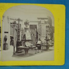 Stereoview Photo 1867 Exposition Universelle 84 Galerie Autrichienne Leon & Levy