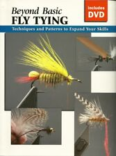 Fishing Beyond Basic Fly Tying Book and DVD NEW