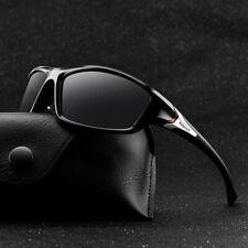 Men Sport Sunglasses Driving Outdoor Riding Fishing Glasses Wrap New