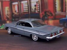 1961 61 CHEVY IMPALA 1/64 SCALE DIECAST COLLECTIBLE MODEL DISPLAY OR DIORAMA