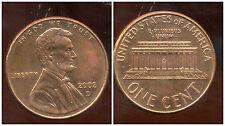 USA  one cent 2002 D  ( bis )