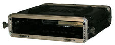 Gator 2 Space Rack Case Shallow GR-2S Audio/Effects Rack Case New