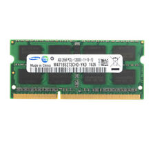 For Samsung 4 GB 2RX8 DDR3L 1600MHz PC3L-12800S 1.35V SO-DIMM Laptop RAM Memory