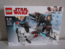 Lego Star Wars figura 75197 / First Order Trooper Sagitario con arma