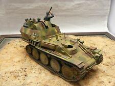 1/35 Built German SdKfz 140 Gepard 38(t) Flakpanzer Anti-Aircraft Tank