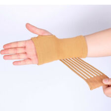 Elastic Palm Glove Hand Wrist Supports Sport Arthritis Brace GYM Sleeve Support