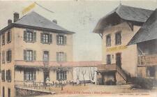 CPA 73 AIGUEBELLE HOTEL JUILLARD (colorisée
