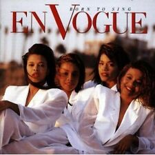 EN VOUGE - BORN TO SING  CD R&B-SOUL-BLACK-FUNKY-GOSPEL