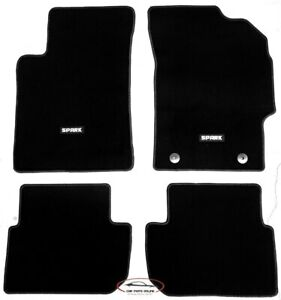 Floor mats for Holden Barina Spark Car Mats (2010 - 2015)
