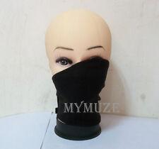 Naruto Hatake Kakashi Cosplay Black Mask Ninja Anbu Veil