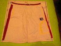 Pantalon Court Homme Coton Sportifs Eddicott Taille M Parfait