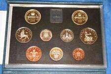 More details for 1989 uk proof coin set