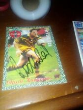 Gold Coast Titans 2002 Season NRL & Rugby League Trading Cards
