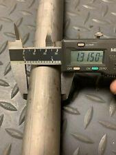 "Grade 2 Cp Titanium tubing 1.315 Od 1.050 Id .133 Wall 24"" Long +/- .250"