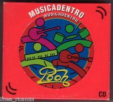 CD audio POOH Musica dentro - Box metallo - 1994-