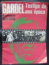Acontecimientos De La Humanidad Magazine Gardel Full Of Images