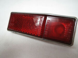 Alfa Romeo ALTISSIMO RED REAR SIDE LIGHT LENS spider gtv Ferrari Daytona 365
