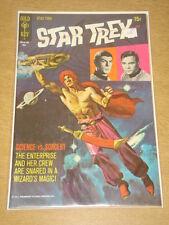 STAR TREK #10 VF+ (8.5) GOLD KEY COMICS MAY 1971
