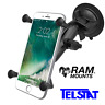 RAM-B-166-UN7U Universal X-Grip Suction Cup iPhone X, 8, 7  Samsung, Pixel Mount
