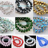 Bulk Wholesale New 10pcs 12mm Rondelle Faceted Crystal Glass Loose Spacer Beads