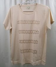 Women's J Crew T Shirt Large
