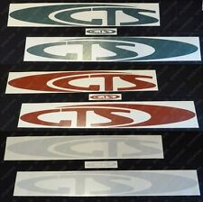 VR HSV GTS Side, Boot and Wheels Decal/Sticker Kit. All Colours - Matched to NOS