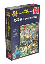 Jumbo Jan Van Haasteren Fun at The Park Jigsaw Puzzle 150-piece