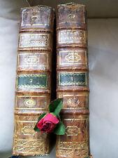 CAMUS : HISTOIRE DES ANIMAUX D' ARISTOTE ...1783 ( EDITION ORIGINALE )